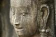 Visage de Statue Angkor