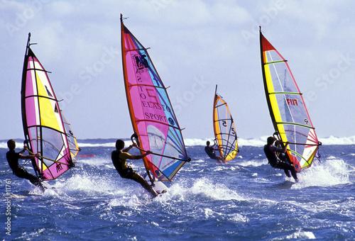 Fotografie, Obraz  windsurf 005