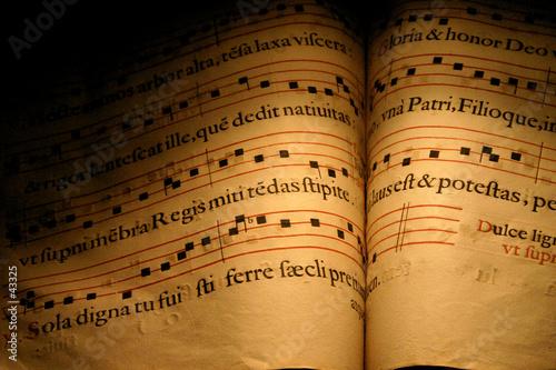 Fotografía latin hymns