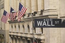 Wall Street At Christmas