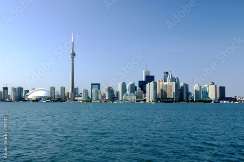 Foto op Aluminium Toronto toronto skyline