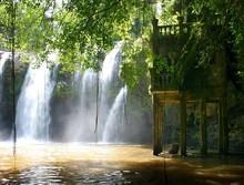 Castle Waterfall