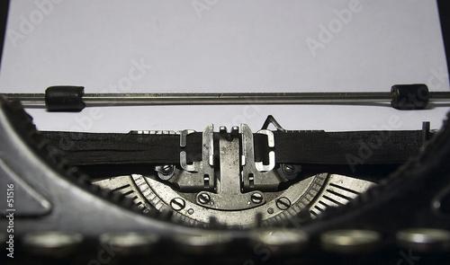 Valokuvatapetti typewriter