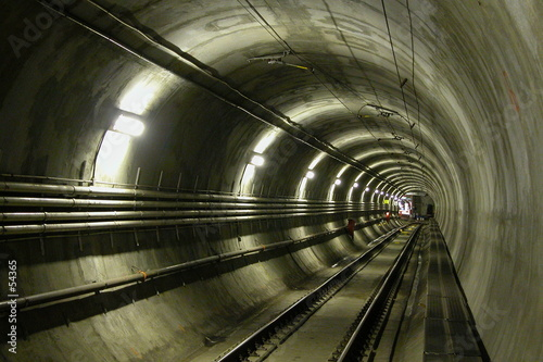Papiers peints Tunnel lrt tunnel