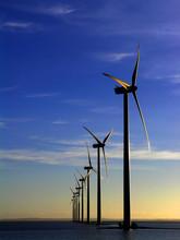 Windturbines Offshore