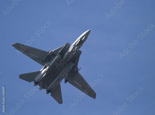 underside of f-14 tomcat Slika na platnu