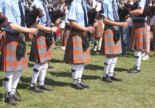 Photo bagpipes 4993