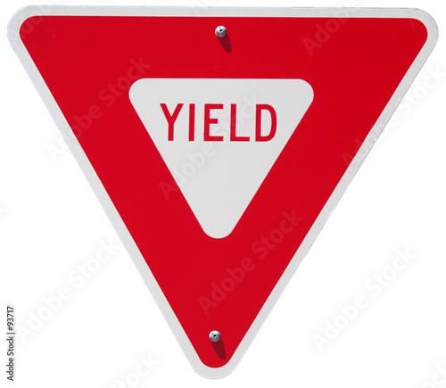 Obraz yield - fototapety do salonu
