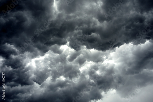 Canvas Prints Storm storm