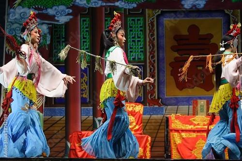Keuken foto achterwand Peking beijing opera