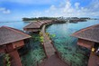 canvas print picture mabul island resort