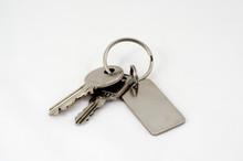 A Bunch Of Keys.
