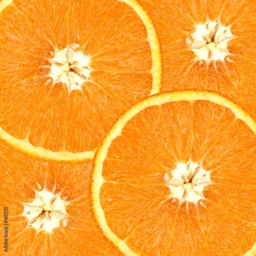 juicy fruity slices Wallpaper Mural
