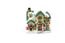 Christmas Decoration House - 1