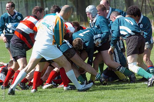 Fotografiet  rugby 2