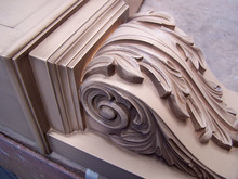 Decorative Mantle