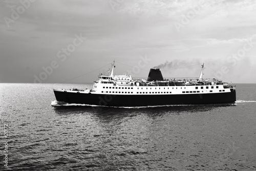 Fotografie, Obraz  liner ship