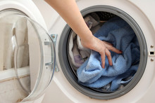 Preparation For Washing