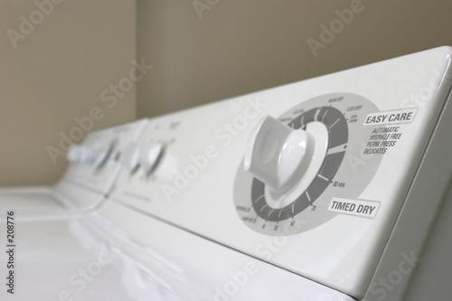 Fotografie, Obraz  washer and dryer