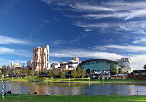 adelaide Canvas Print