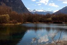 Lac En Vallée D'ossau
