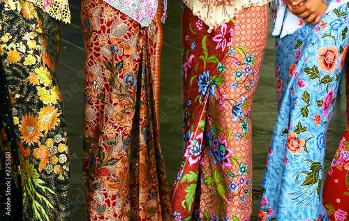 Photo batik fashion