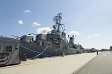 Navy Destroyer