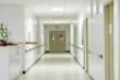 canvas print picture - hallway