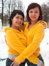 Girls In Yellow