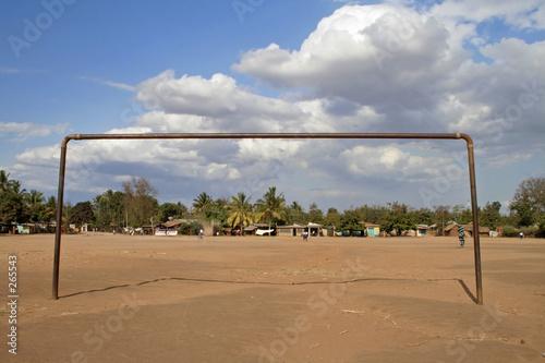 Fotografie, Obraz  african goal