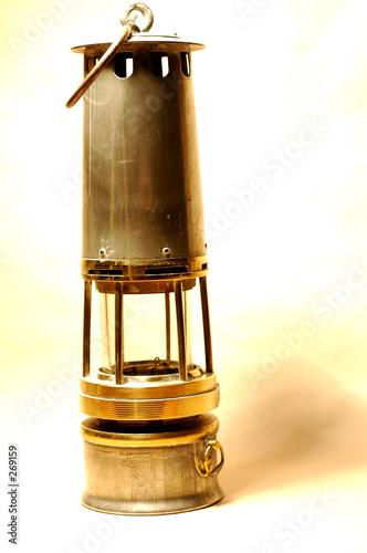 lampe à flamme