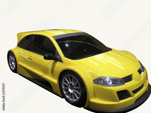 Fotobehang Snelle auto s sportcar