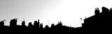 Fototapeta Londyn - london skyline #1
