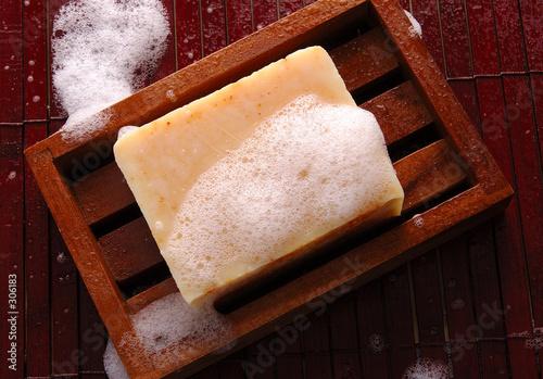 Fotografie, Obraz  soap