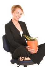 Businesswoman #264