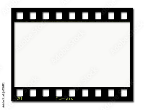 Poster  film strip