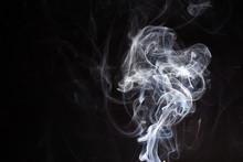 Turbulences Of A Smoke Or A Birth Of A Phantom