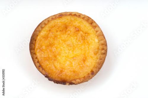 Fotografía portuguese custard tart(pasteis de natas)