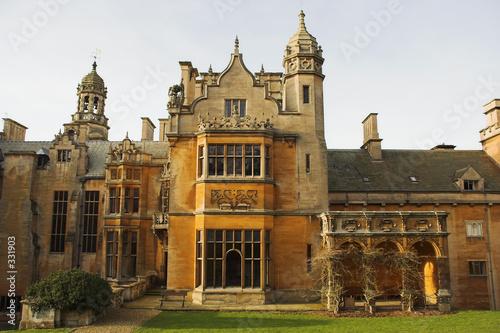 Fotografie, Obraz  harlaxton manor