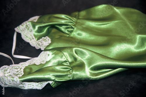 Fotografia, Obraz green camisole