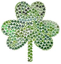 Saint Patrick's Day Shamrocks