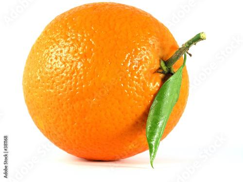 Keuken foto achterwand Vruchten orange