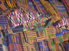 Ghanian Kente Cloth