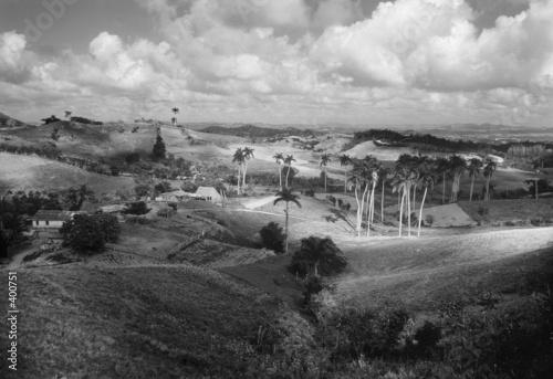 Fototapeta cuban landscape obraz na płótnie