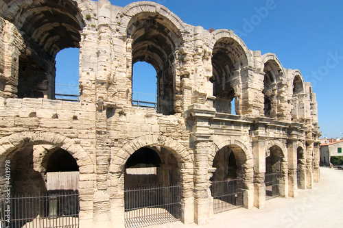 Photo römische arena arles 01
