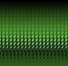 Green Alligator Skin
