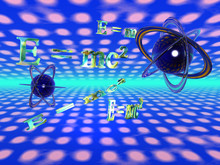 E=mc², Theoretical Physics