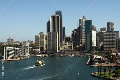 Staande foto Sydney circular quay, sydney