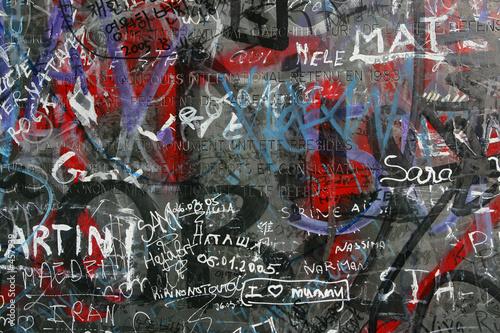 urban graffiti © sumnersgraphicsinc
