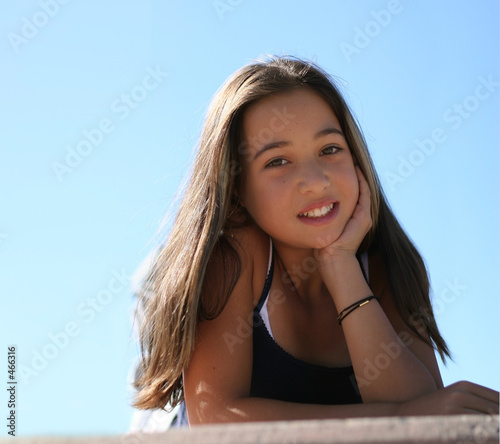 Asian Teen Girl Against The Sky Buy This Stock Photo And Explore Similar Images At Adobe Stock Adobe Stock Your asian teen stock images are ready. asian teen girl against the sky buy
